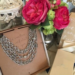 Chloe and Isabel Heirloom necklace
